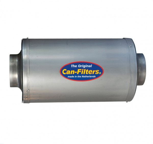 CAN Silencer Länge 45cm, Durchmesser 180mm, Flansch 125mm