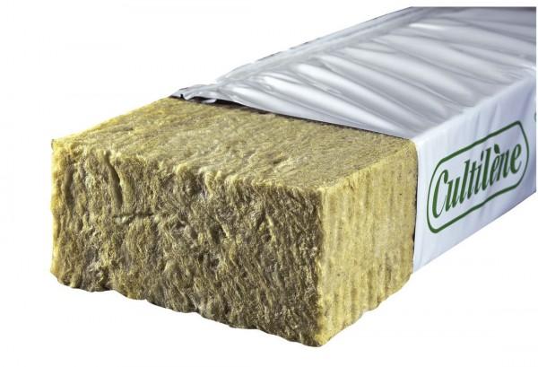 Cultilene Mineralwollmatte 100 x 7,5 x 15 cm
