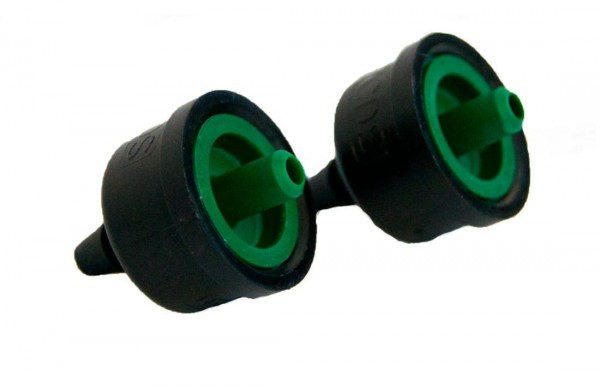 Druckventil lose - grün 4 Liter/Stunde