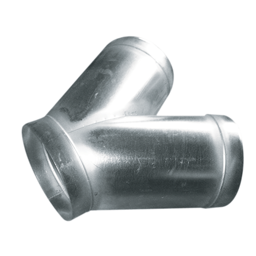 Y Verbindungsrohr 450 mm