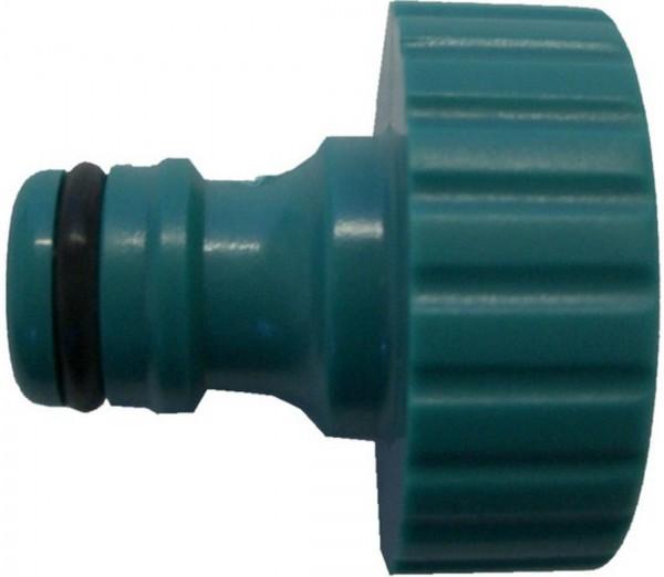 Orbit Hahnanschluss Innengewinde 3/4 für Wasserschlauch 19 mm