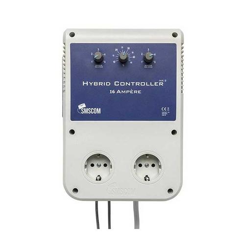 Can LCD EC Fan Speed Controller