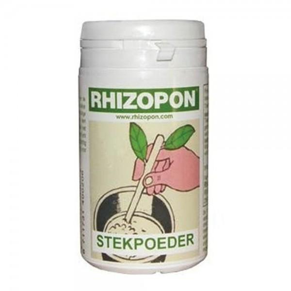 Rhizopon Wurzelhormon Pulver für Stecklinge 0,25% Grün 80 g