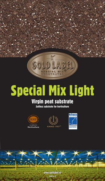 Gold Label Spezial Mix 45 Liter, pro Palette 60 Sa