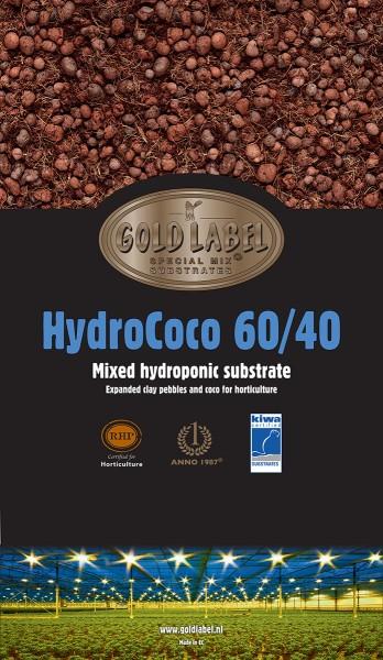 Gold Label Spezial Mix Hydro/Coco (60/40) 45 Liter, pro Palette 60 Sack